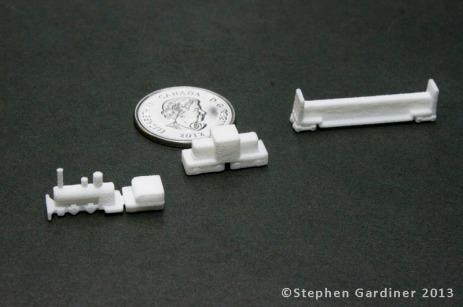Miniature Rail 02