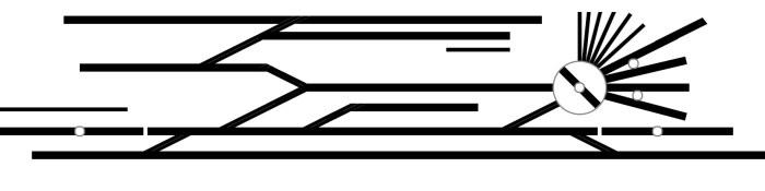 Georgetown Layout Schematic
