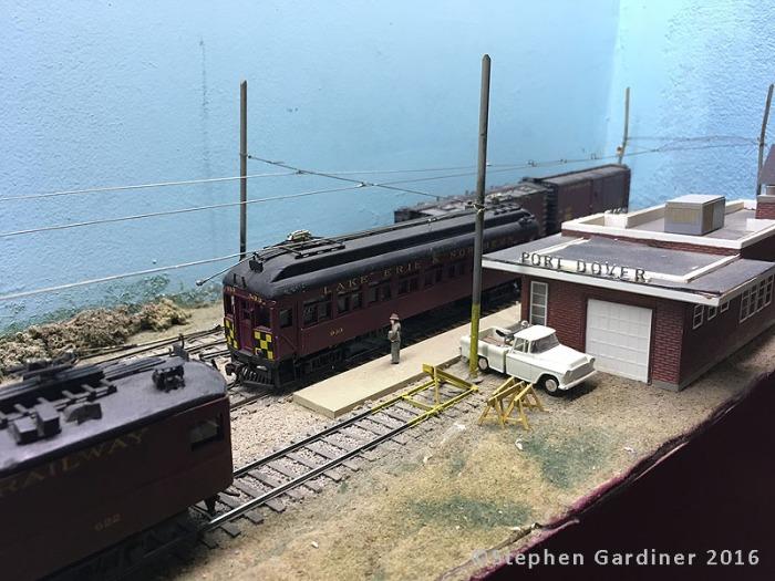 Hamilton & Ancaster Model Train Show & Operations on the Grand River ...