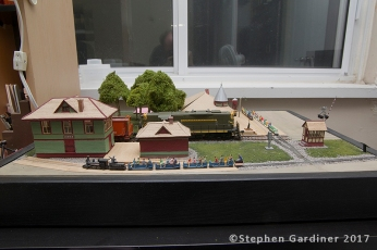 Lighting Structures in HO Scale with Tiny LEDs | Musings on my Model