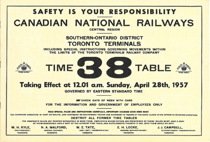 CNR_TorontoTerminals_ETT38_April1957Cover