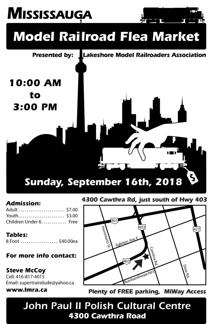 Flea Market September 2018